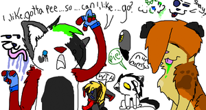 IScribble by BoneXScourge11