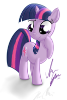 Twilight is sceptical by SameAsUsual