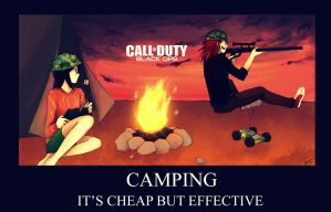 I Hate Campers by Mobis-New-Nest