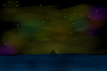 Cinnieboat at Night by leafeh22