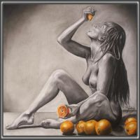 .oranges. by skullll