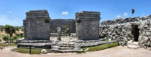 Tulum Ruins 3 by ToeTag