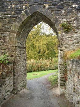 Stock : Gothic Archway II by Ange1ica-Stock