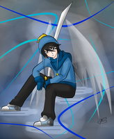 Craig the bad angel by Timeless-Knight
