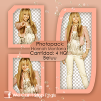 Photopack Png Hannah Montana #10 by BeluuBieberEditions