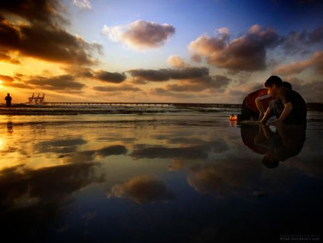 Playing with time by gilad