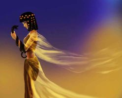 Cleopatra by CeciliaSal