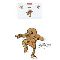 Pokemon Fusion: Dolee by 1roquois