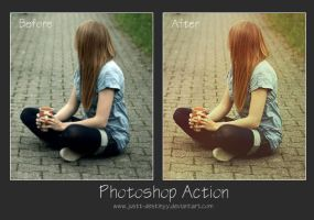 Photoshop Action 6 by JuStt-DeStinyy