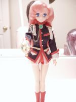 Revolutionary Girl Utena Doll by KittyChanBB
