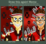 Before and After Meme by RadiantGradient