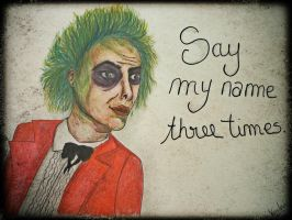 Beetlejuice by Maudpx