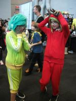 NYAF-NYCC 2011- Matryoshka by IoniaFreak