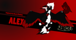 Alex Flashified (Super Smash Flash 2 styled) by real-angelthegamer