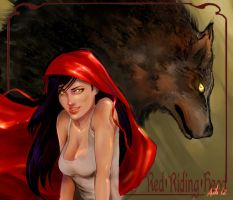 Red Riding Hood by Lims-Kraghma