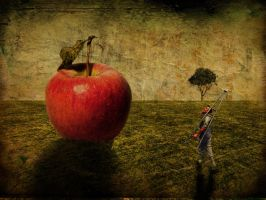 Johnny Appleseed by maggie-me