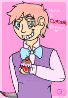 Cupcake, poppet? by NekoKitty447
