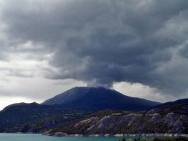 black clouds by nicelandscape