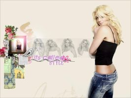 Britney Style by NessaSotto