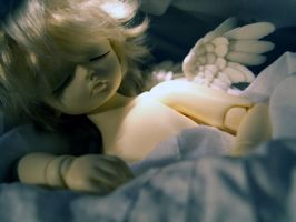 Oliver - Sleepy Angel by ChocolateDecadence