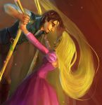 Tangled close-up by Alicechan