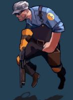 TF2:Engineer by togaco