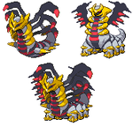 Giratina Origin, Altered Forme fusion by sgtdanman08