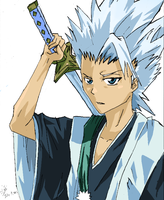 toshiro by Dark-ZodiacKnight