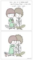 One Direction - Larry by milamint