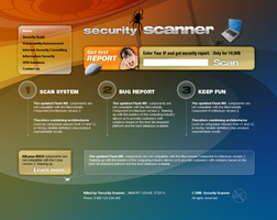 Security Scanner by art-designer