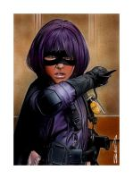 Hit Girl by RandySiplon