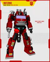 AUTOBOT INFERNO by F-for-feasant-design