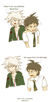 Komaeda what the hell is wrong with you by sheebal