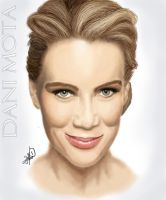 Laurie Holden by DaniMota