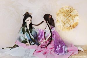 BJD - When Two become One by vaxzone