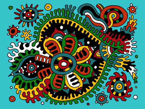 Doodle January 10th 2010 by cargill