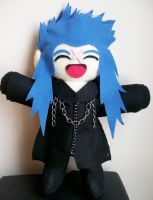Saix Plush by lilnaruto