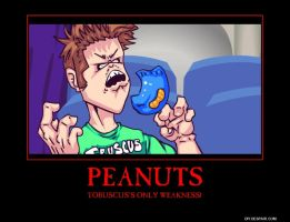 Tobuscus: PEANUTS! by Technicallyderped
