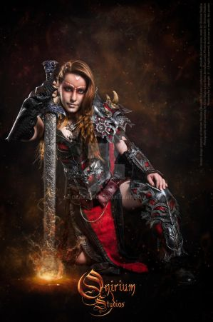 Photoshoot 2015 : Calimacil partnership - Chaos 2 by Deakath