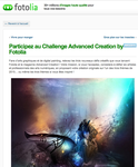 Challenge Advanced Creation by Fotolia by stellartcorsica