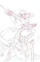 Elektra pencils by Dominic-Marco