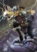 Thor - The Dark Age by Blensig