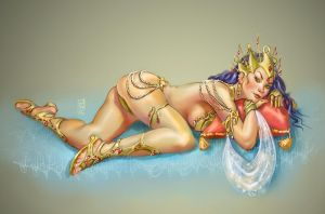 DEJAH THORIS by Sophia-M