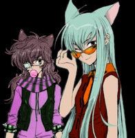 Natsuo and Youji Gone Exotic by lurking-darkness5334