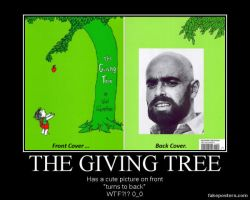 The Giving Tree 0_0 by Annaley