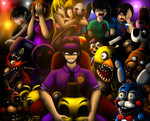 FIVE NIGHT'S AT FREDDYS 2 IT'S BEEN SO LONG... by SonicXstar