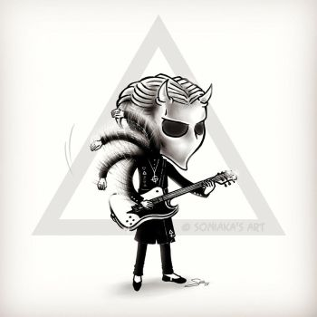 Welcome Windmill Ghoul! by Soniaka