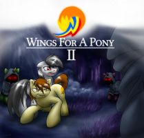 Wings For a Pony 2 Cover by Conicer