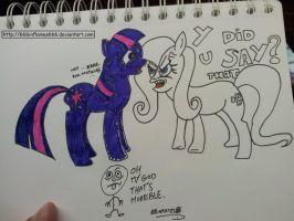 What Did Twilight Say ? by 666inflames666