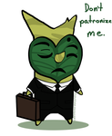 Business Korok by VickyViolet